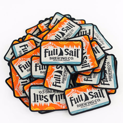 Full Sail Sunset Patch