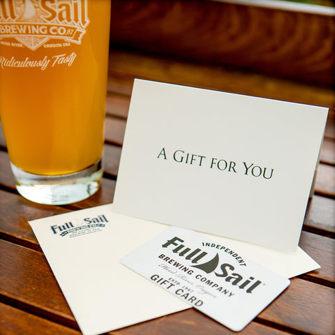 Full Sail Brew Pub Gift Card