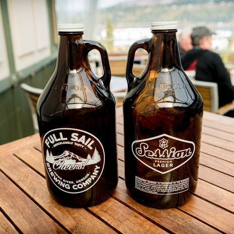 Full Sail/Session Growler
