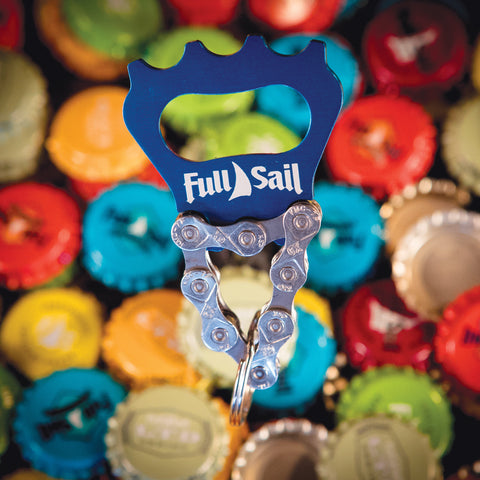 Full Sail Resource Revival Bike Keychain Opener
