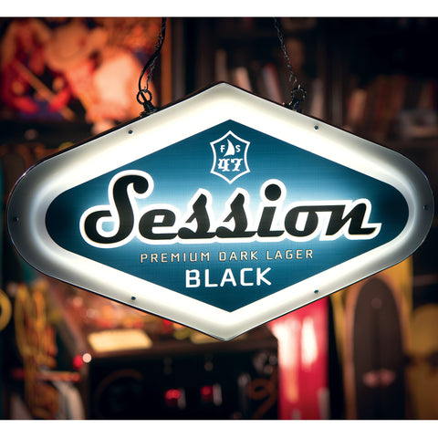 Session Black Light Box