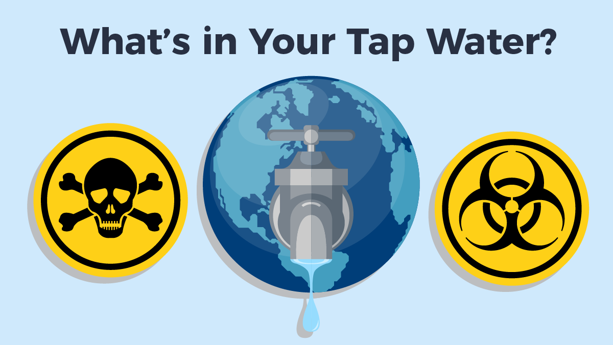 What's in your tap water