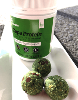 Energy-Boosting Protein Bliss Balls