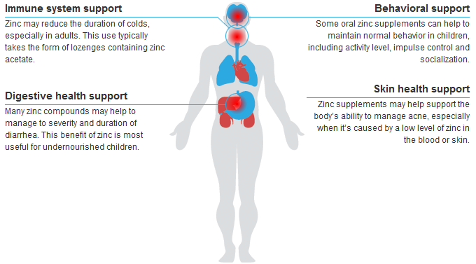 Zinc | Health Benefits...