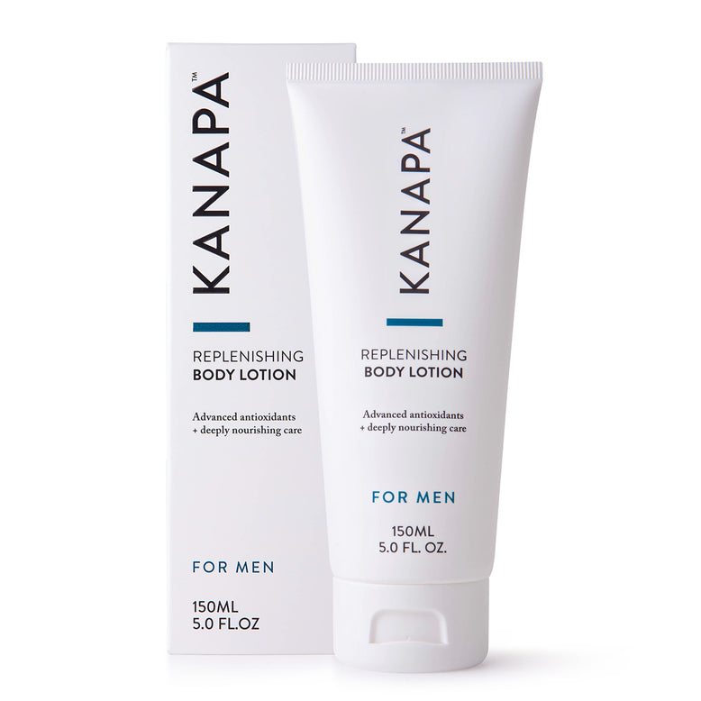 Replenishing Body Lotion For Men
