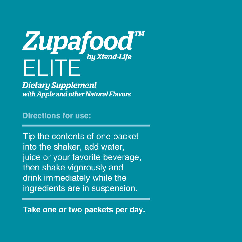Buy our Zupafood™ ELITE online now in the United States - Boost your health, energy and appearance with our best superfood powder yet.
