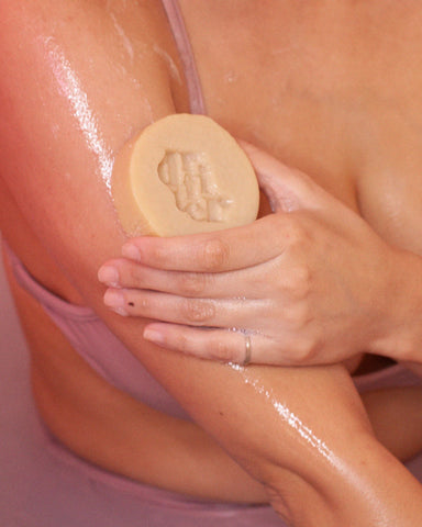 dial z for zen body soap