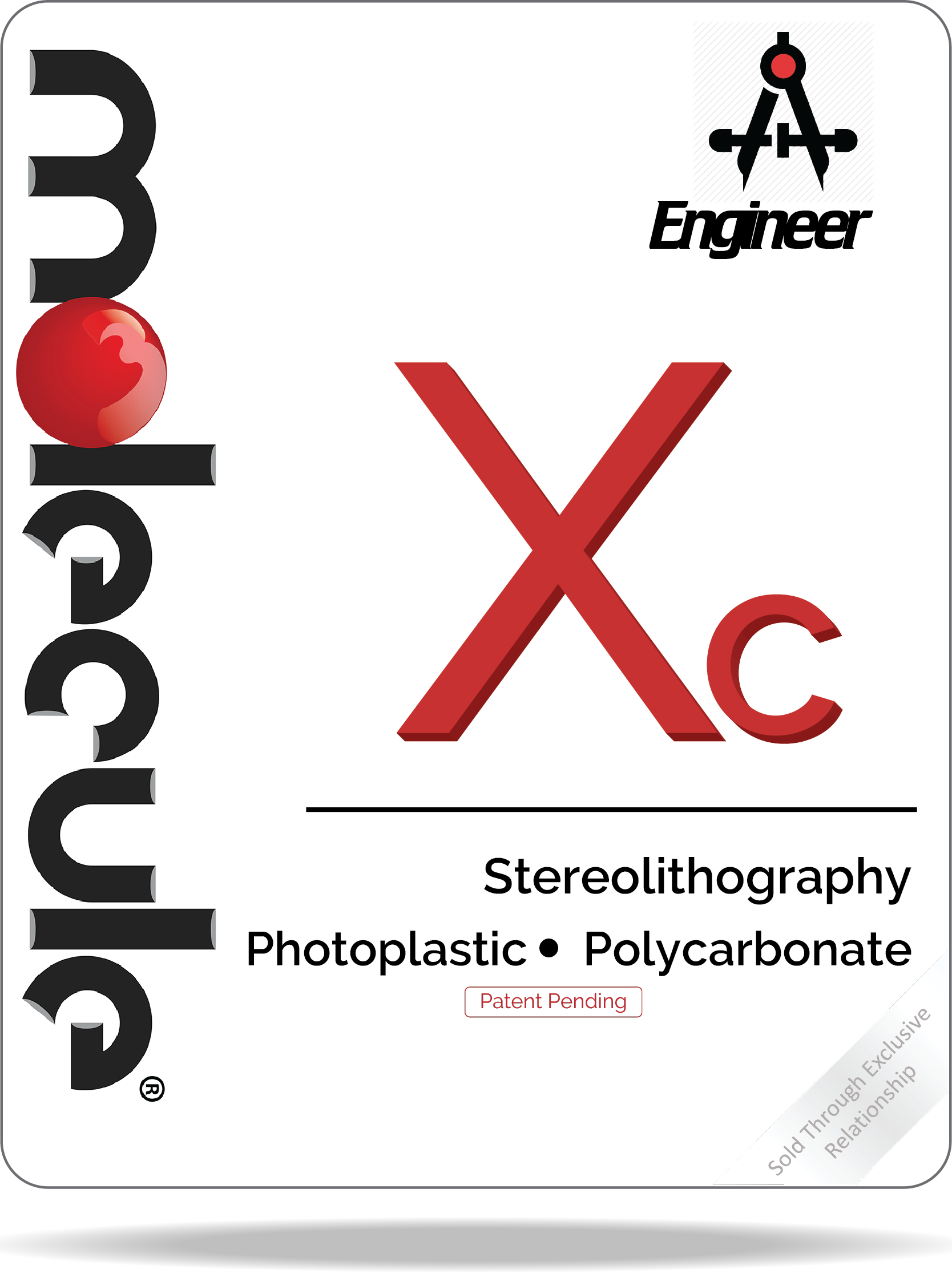 Xc Photoplastic Polycarbonate