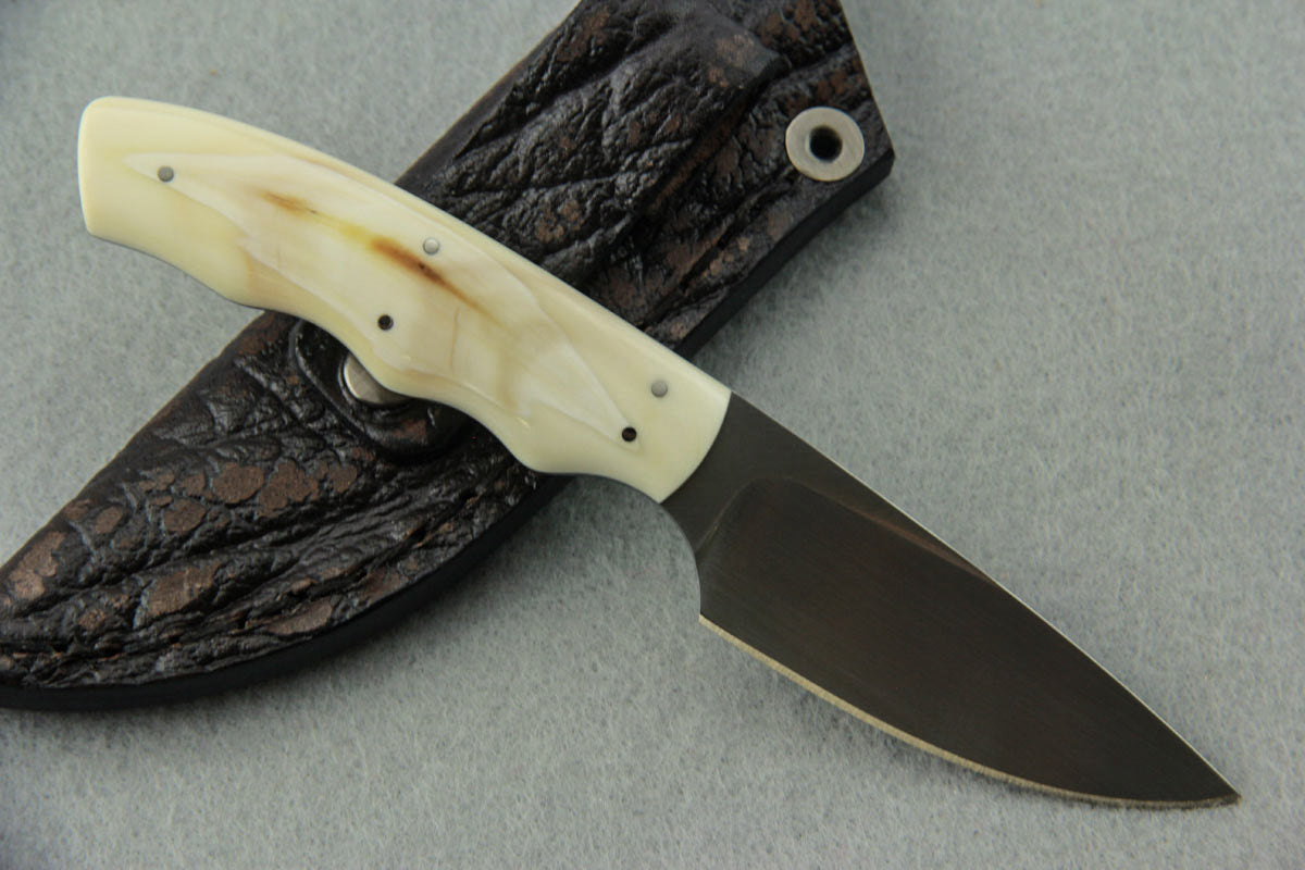 Arno Bernard - Squirrel Model w/ Warthog Ivory Handle - 5401