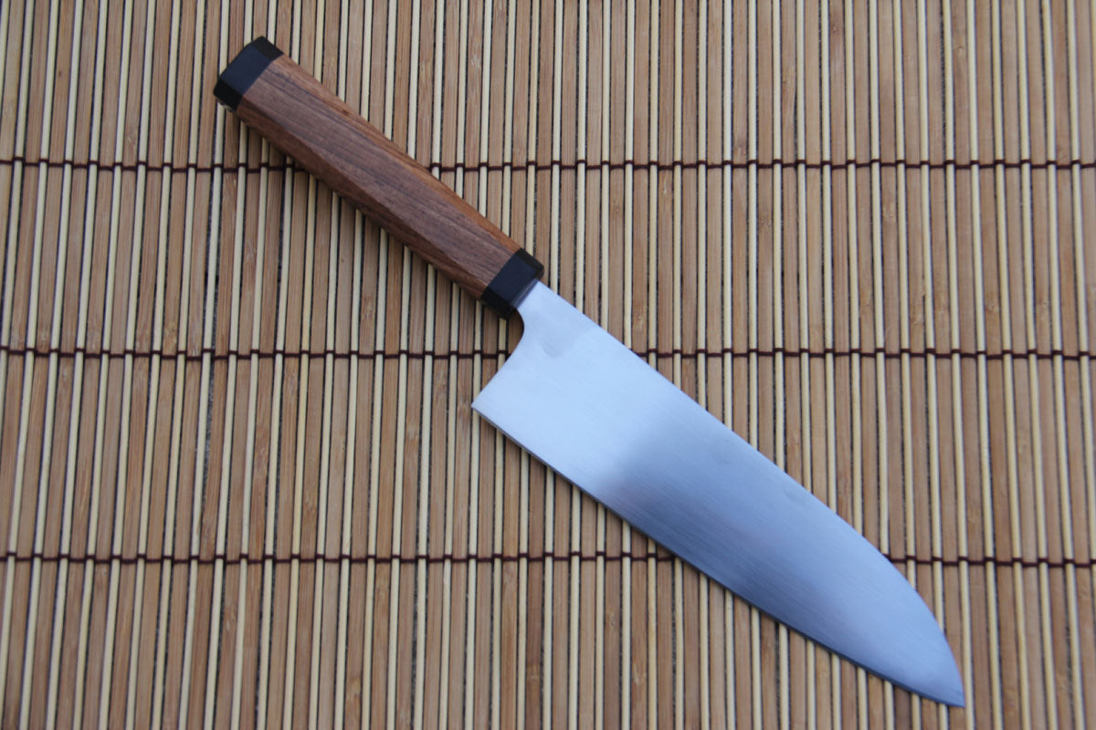 JD van Deventer Santoku Chef Knife