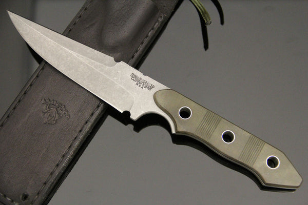 Bauchop Boot Knife