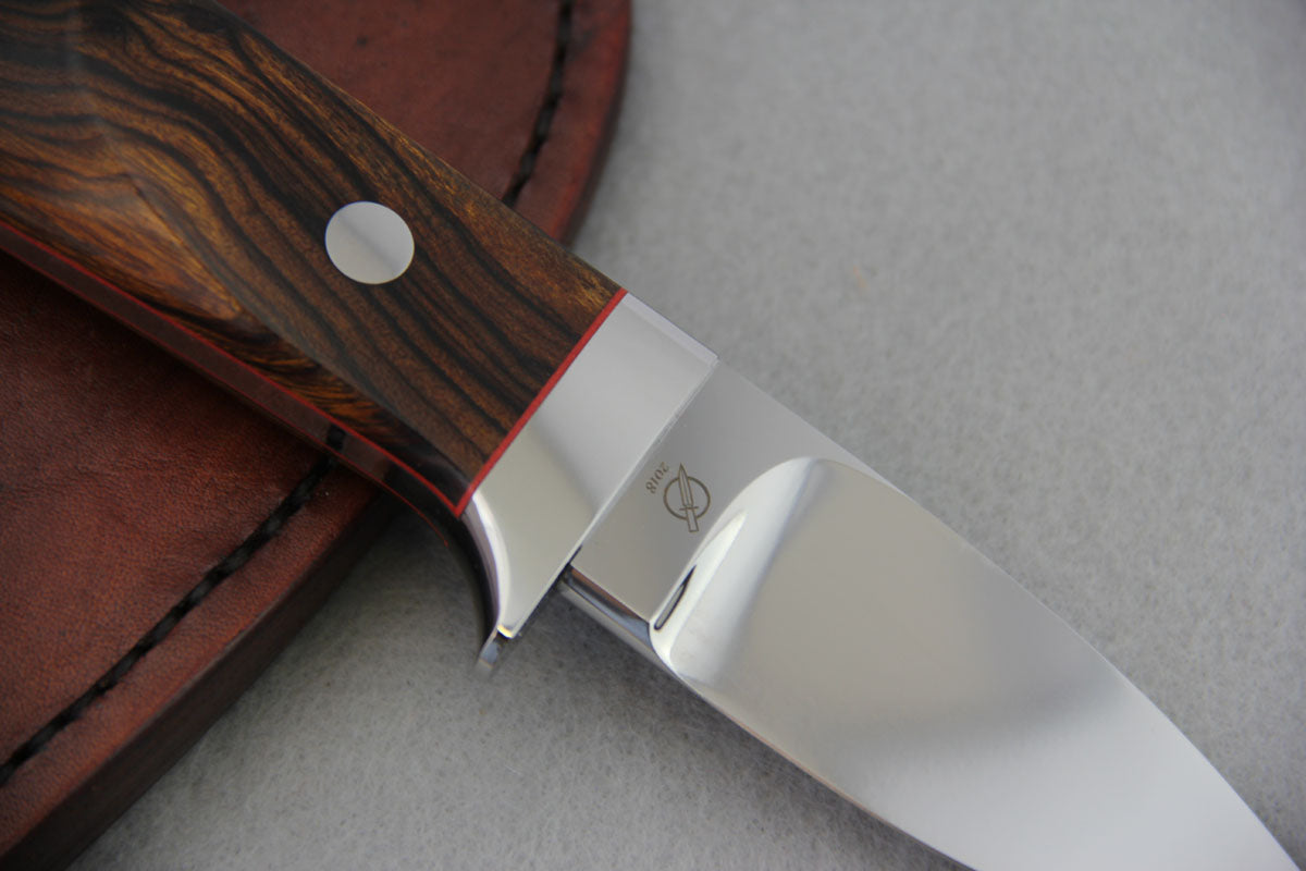 Deon Nel Hunter Fixed Blade
