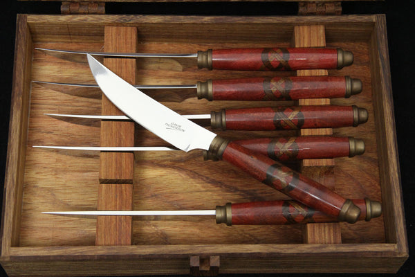 Gavin Dickerson Steak Knife Set