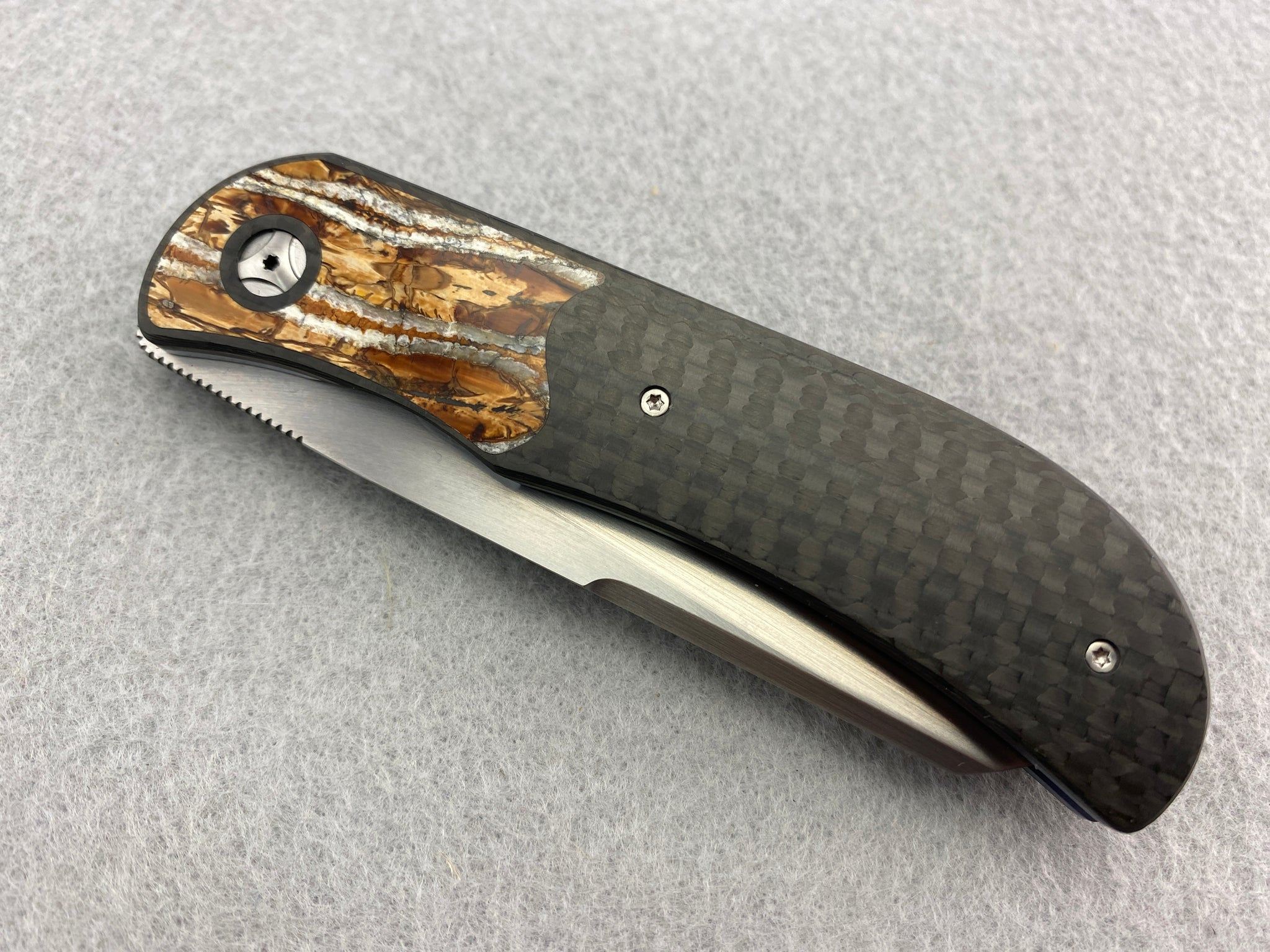 Trevor Burger TBC LEXK Plus - Mammoth Molar Inlay