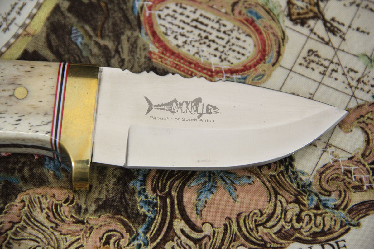 Mackrill Fixed Blade