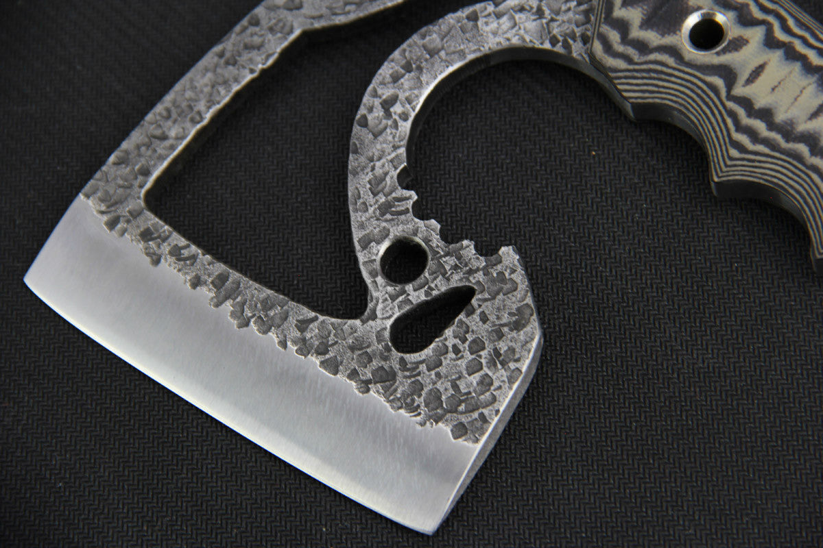 Black Dragon Forge Dragon Hawk Tactical Axe
