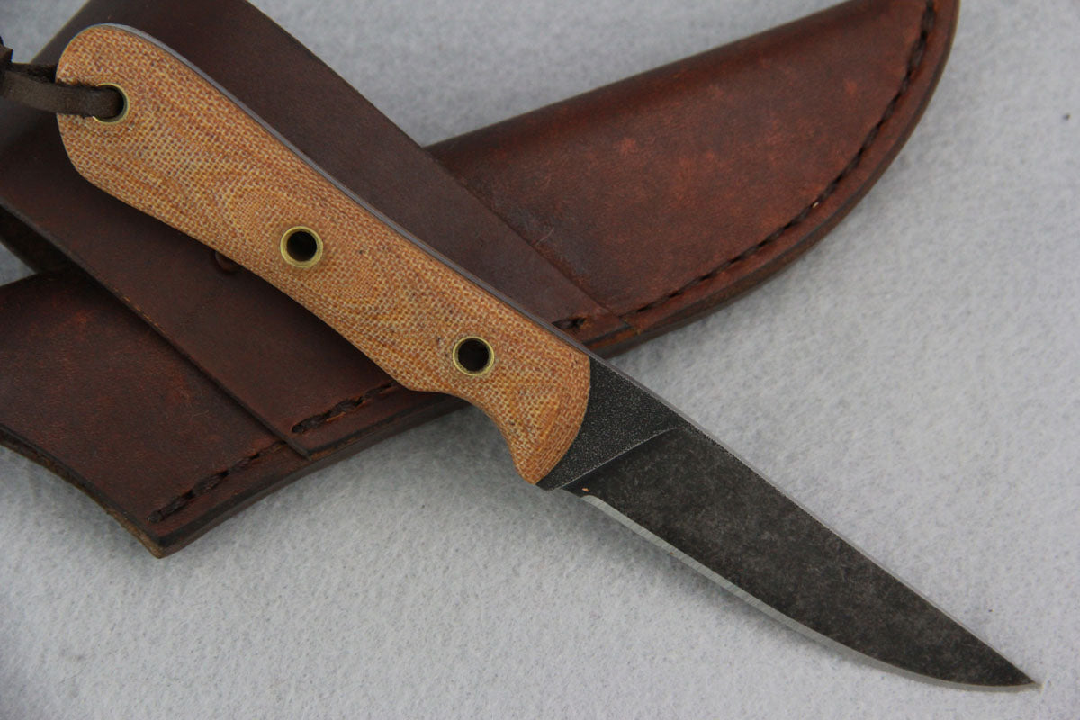 Smith & Sons - DESPERADO MODEL w/ Natural Micarta