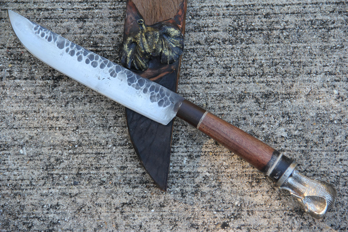 Steve Katz Elephant Fixed Blade