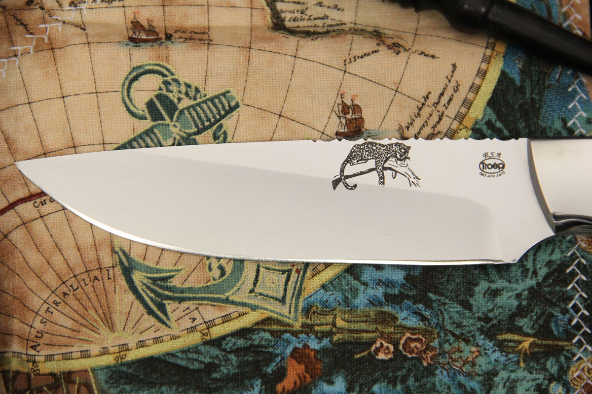 Troep Fixed Blade
