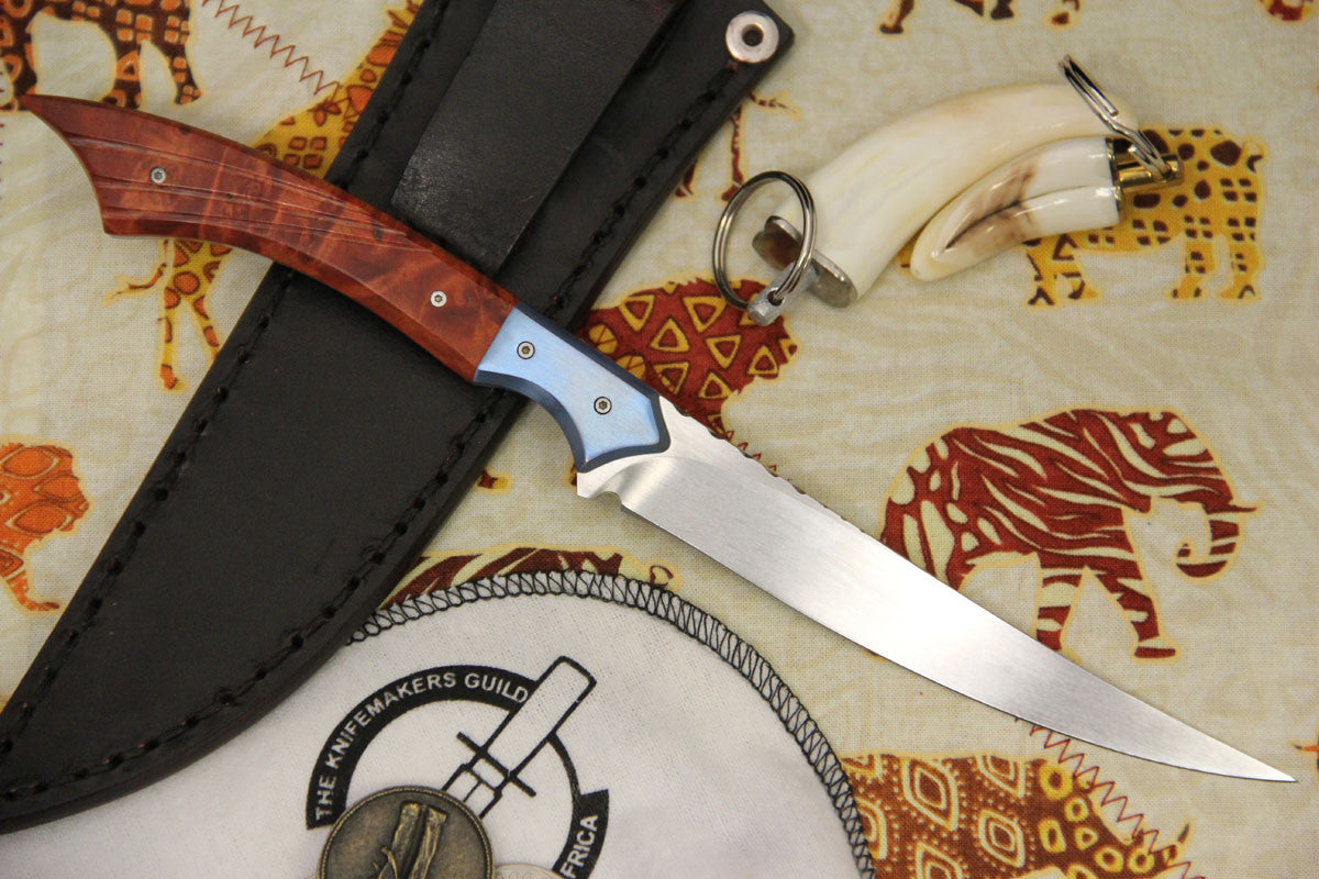Wahl Knives Bird & Trout Fixed Blade