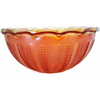 Vintage Imperial Glass marigold bowl (c 1930s) - Selective Salvage