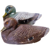 Vintage ariduck pair decoys, General Fibre Co.  (c 1950s) - Selective Salvage