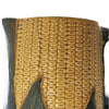 Brush McCoy Majolica corn pitcher (c 1910) - Selective Salvage