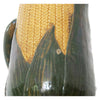 Antique Brush McCoy Majolica corn pitcher (c 1910) - Selective Salvage