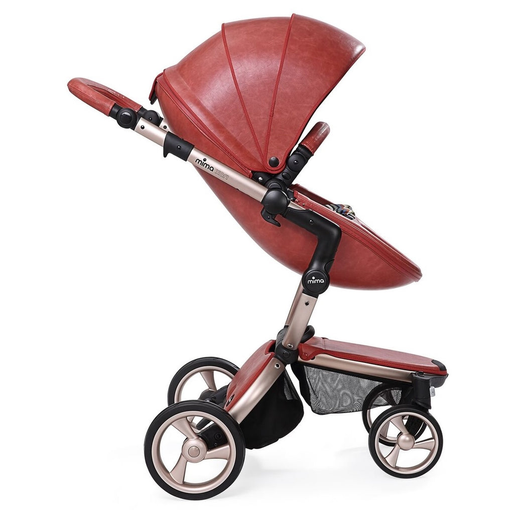 Mima Xari Stroller Side View