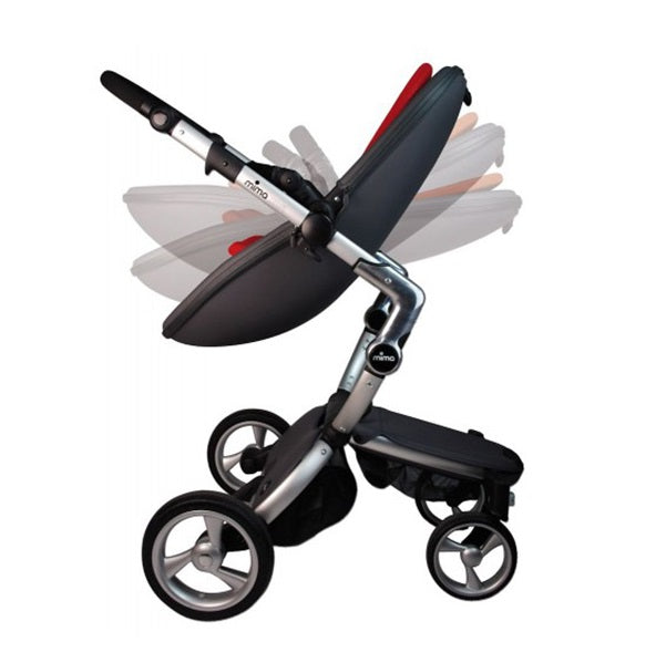 Mima Xari Stroller with three recline angles