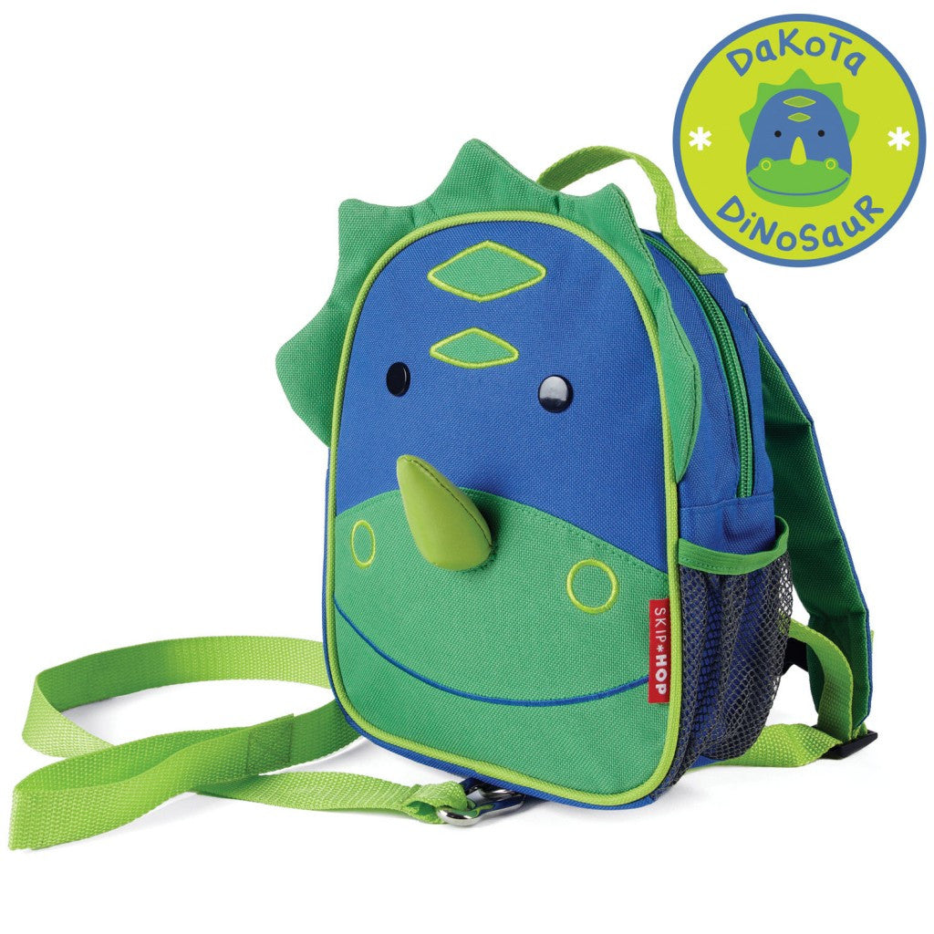 Skip Hop Zoo Safety Harness Little Folks Nyc In Dinosaur