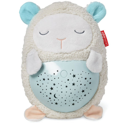 Skip Hop Moonlight & Melodies Hug Me Projection Soother Lamb