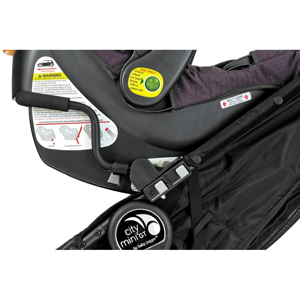 Baby Jogger Single Car Seat Adapter For Chicco Peg Perego