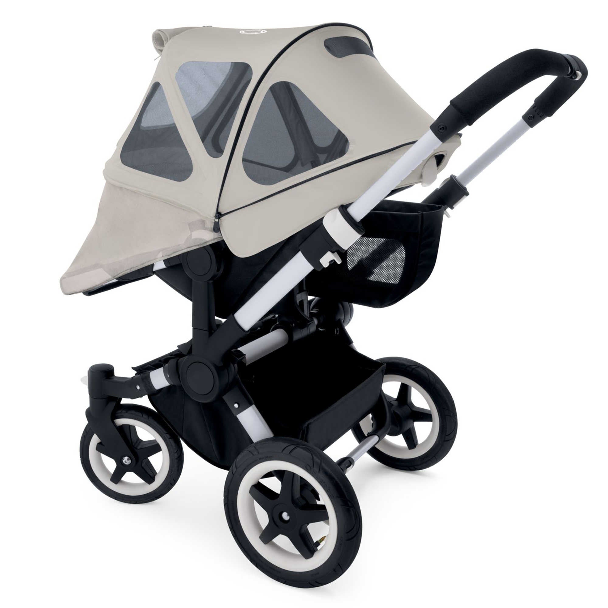 Bugaboo Donkey Breezy Sun Canopy  sc 1 st  Little Folks NYC & Bugaboo Donkey Breezy Sun Canopy - Little Folks NYC