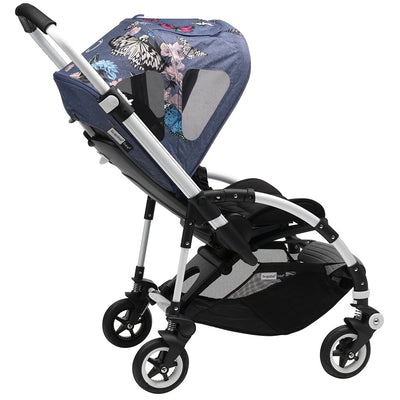 Bugaboo Bee⁵ Breezy Sun Canopy in Botanic on Bee5 Stroller