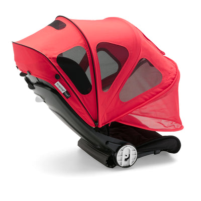 Bugaboo Bee⁵ Breezy Sun Canopy in Neon Red