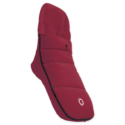 Bugaboo Universal Footmuff in Ruby Red