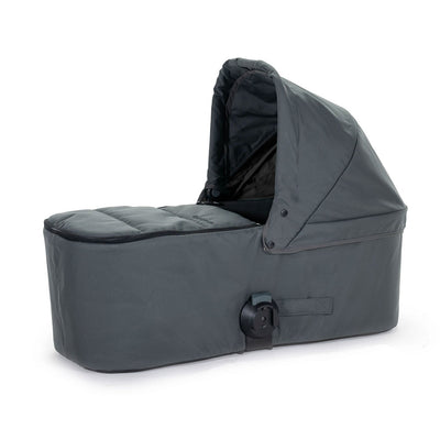 Bumbleride 2020 Indie Twin Bassinet in Dawn Grey