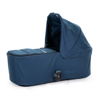 Bumbleride 2020 Indie Twin Bassinet in Maritime Blue