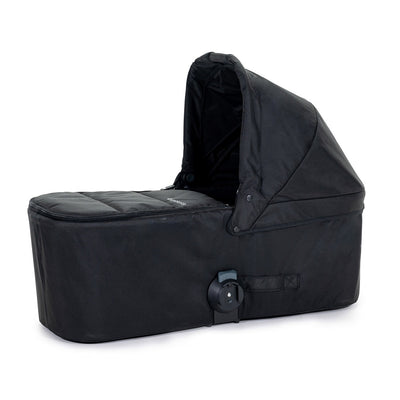 Bumbleride 2020 Indie Twin Bassinet in Matte Black