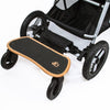 Bumbleride Mini Board Indie/Indie Twin attached to Indie stroller