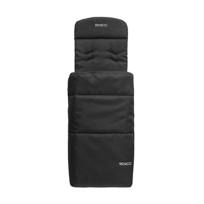 Venicci Carbo Lux Footmuff in Black