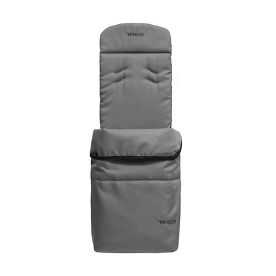 Venicci Carbo Lux Footmuff in Natural Grey