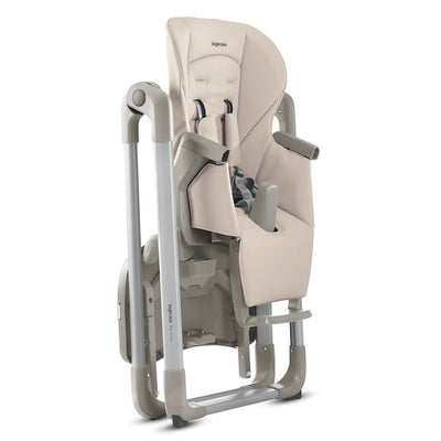 Inglesina MyTime High Chair in Butter folded