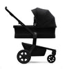 Joolz Hub Quadro Stroller with the Bassinet in Noir