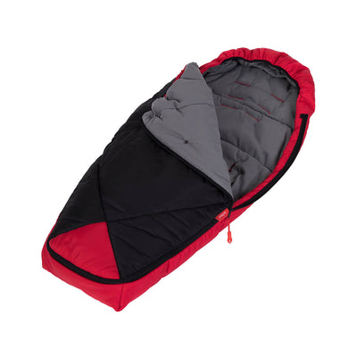 Phil&teds Snuggle & Snooze Sleeping Bag in Red