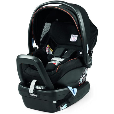 Agio by Peg Perego Viaggio 4-35 Nido Infant Car Seat in Agio Black
