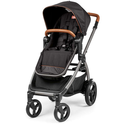 Agio by Peg Perego Z4 Reversible Stroller in Agio Black
