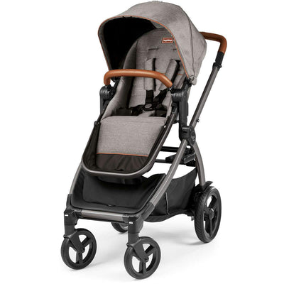 Agio by Peg Perego Z4 Reversible Stroller in Agio Grey
