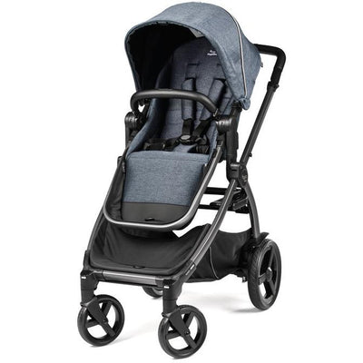 Agio by Peg Perego Z4 Reversible Stroller in Agio Mirage Blue